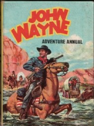 John Wayne Adventure Annual  #1959
