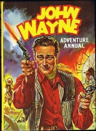 John Wayne Adventure Annual  #1960