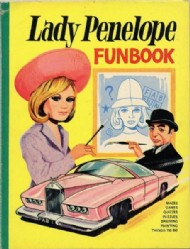Lady Penelope Funbook  #1966