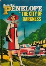 Lady Penelope in the City of Darkness  #1966