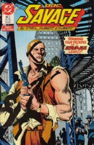 Doc Savage (Series Two) 1987 #1