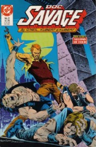 Doc Savage (Series Two) 1987 #2