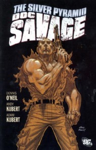 Doc Savage: the Silver Pyramid 2009