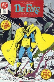 Doctor Fate (Series One) 1987 #1