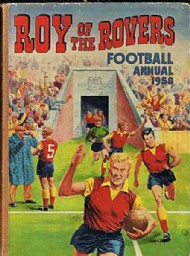 Roy of the Rovers Annual  #1958