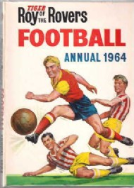 Roy of the Rovers Annual  #1964