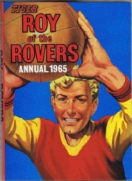 Roy of the Rovers Annual  #1965