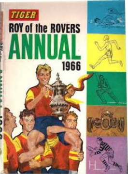 Roy of the Rovers Annual #1966