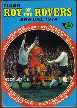 Roy of the Rovers Annual #1974