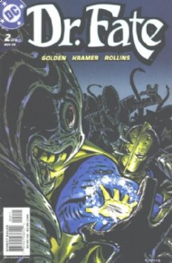 Doctor Fate (Series Three) 2003 - 2004 #2