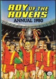 Roy of the Rovers Annual  #1980