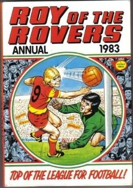 Roy of the Rovers Annual #1983