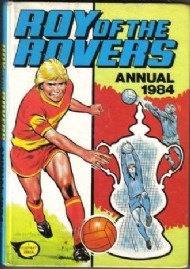 Roy of the Rovers Annual  #1984