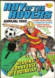 Roy of the Rovers Annual  #1985