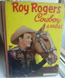 Roy Rogers Cowboy Annual #1953