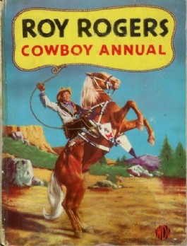 Roy Rogers Cowboy Annual #1954
