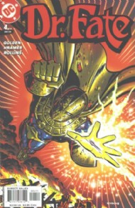 Doctor Fate (Series Three) 2003 - 2004 #4