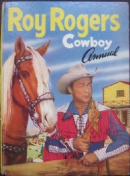 Roy Rogers Cowboy Annual  #1956