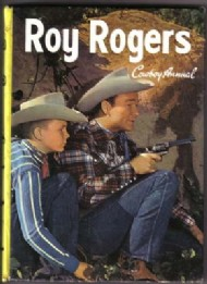 Roy Rogers Cowboy Annual  #1960
