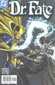 Doctor Fate (Series Three) 2003 - 2004 #5