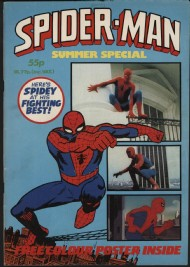 Spider-Man Summer Special  #7
