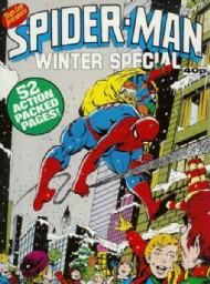 Spider-Man Winter Special  #2