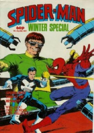 Spider-Man Winter Special  #8
