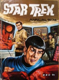 Star Trek Annual  #1974