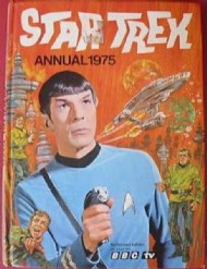 Star Trek Annual  #1975
