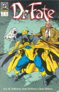 Doctor Fate (Series Two) 1988 - 1992 #2