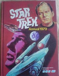 Star Trek Annual  #1979