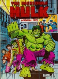 Incredible Hulk Annual  #1978
