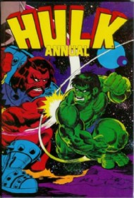 Incredible Hulk Annual  #1982
