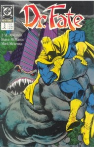 Doctor Fate (Series Two) 1988 - 1992 #3