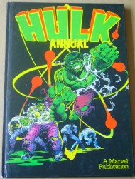 Incredible Hulk Annual  #1983