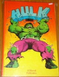 Incredible Hulk Annual  #1984