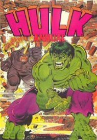 Incredible Hulk Annual  #1985