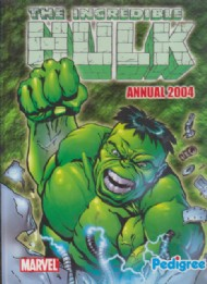 Incredible Hulk Annual  #2004