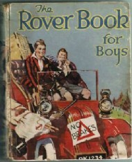 The Rover Book for Boys  #1928