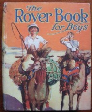 The Rover Book for Boys  #1929