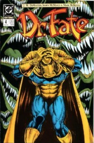 Doctor Fate (Series Two) 1988 - 1992 #4