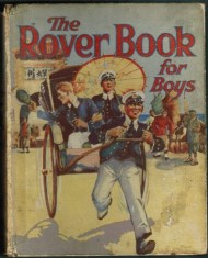The Rover Book for Boys  #1930