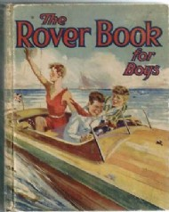 The Rover Book for Boys  #1931