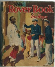 The Rover Book for Boys  #1934