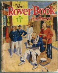 The Rover Book for Boys  #1935