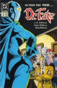 Doctor Fate (Series Two) 1988 - 1992 #5