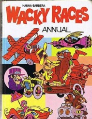 Hanna Barbera - Wacky Races Annual  #1970