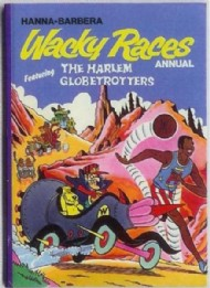 Hanna Barbera - Wacky Races Annual  #1972