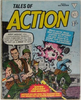 Tales of Action #1
