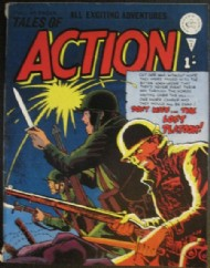 Tales of Action Early 1960s #2